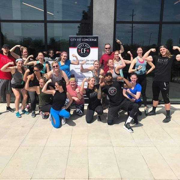 Thank you to @cityfitconcierge for giving us a killer workout this morning! We are looking for to the next one. . . . . #livetheshay #cityfit #summeready #fitness #nashville #fitlife #workout #motivation #nashvillelife #spring