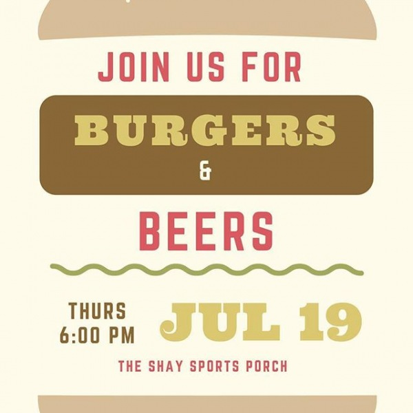 It's Burger Week in Nashville and we are celebrating here at The Shay. Join us tomorrow from 6-8PM for Burgers & Beers! Open to all residents! Can't wait to see you there. . . . . . #Nashville #BurgerWeek #nashvilleburgerweek #LiveTheShay #Food #party #Beers #onec1ty #Burgers