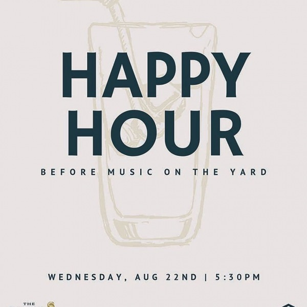Happy Hour is the best hour!! Join us Wednesday, Aug 22nd at 5:30PM in the lobby for happy hour. We'll also have live music with @ericdoddmusic in The Yard at 6:30PM. . . . . . . #happyhour #drinks #music #livetheshay #onec1ty #event #nashville #westisbest