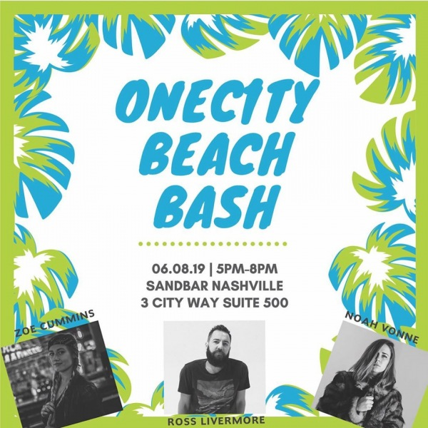 Make plans with us Nashville on June 8th! Come hang with our friends and neighbors and enjoy a day at oneC1TY. Performances by @zoecummins, @rosslivermore and @noahvonne, sand volleyball, fresh seafood by @southcoastseafoodtn, tropical drinks by @sandbarnashville, and community. That's what it's about here at The Shay, loving your neighbors and enjoying life. . . . . #livetheshay #nashville #party #livemusic #music #beachparty #drinks #onec1ty #westisbest